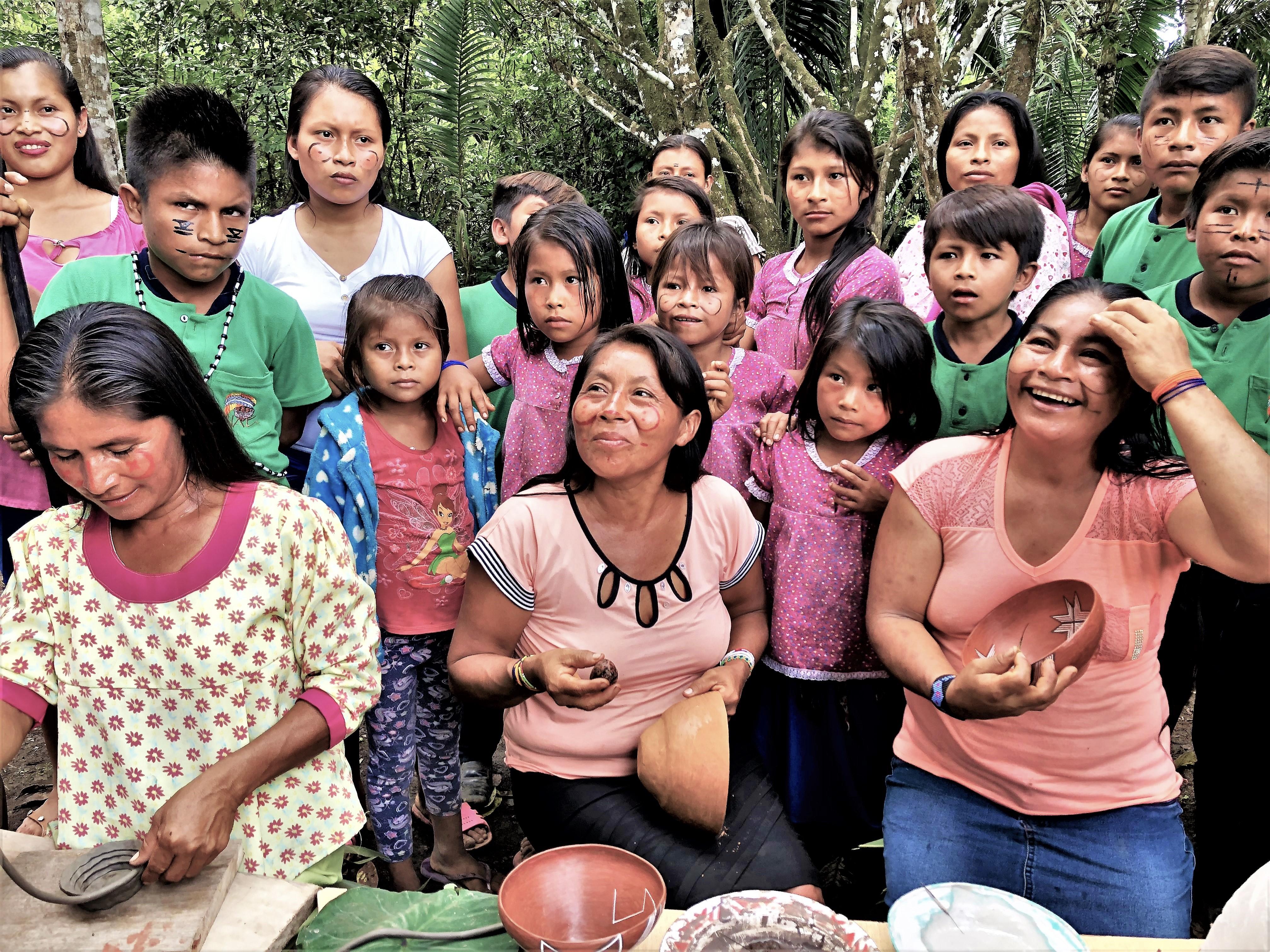 Serenji_Achuar_Femmes_Equateur