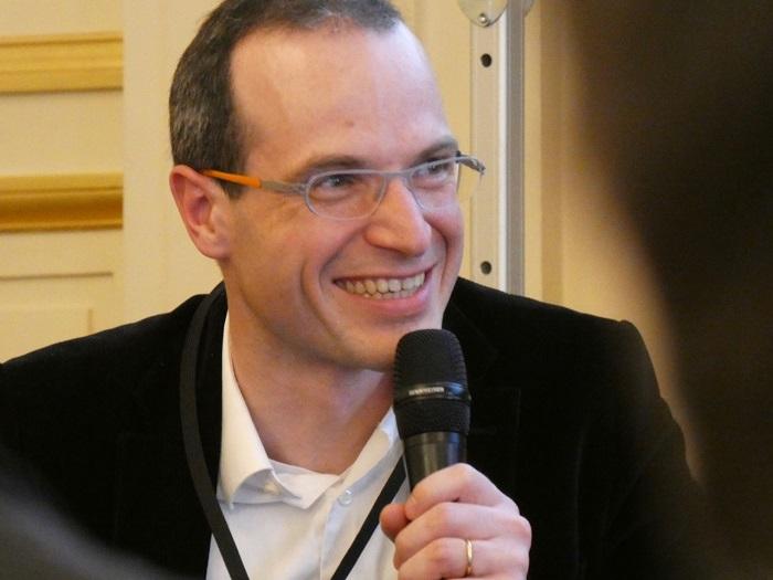 Alexandre DAVID, co-fondateur