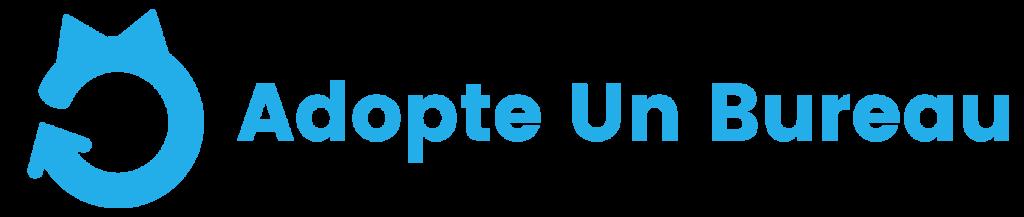 Logo AUB bleu titre