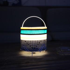 ALMADIE_LAMPE_PORTATIVE_SOLAIRE_FIBRE_RECYCLÉE