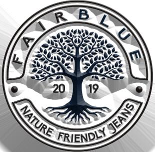 logo FAIRBLUE JEANS