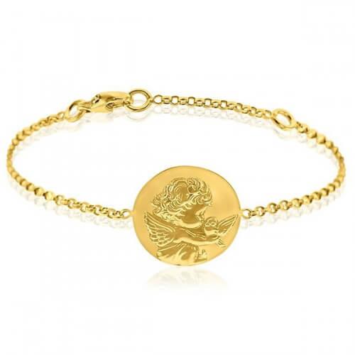 bracelet-bebe-ange-a-la-colombe-or-jaune-augis