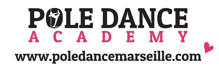 logo pole dance academy