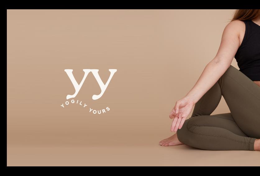 logo yogily yours en bannière