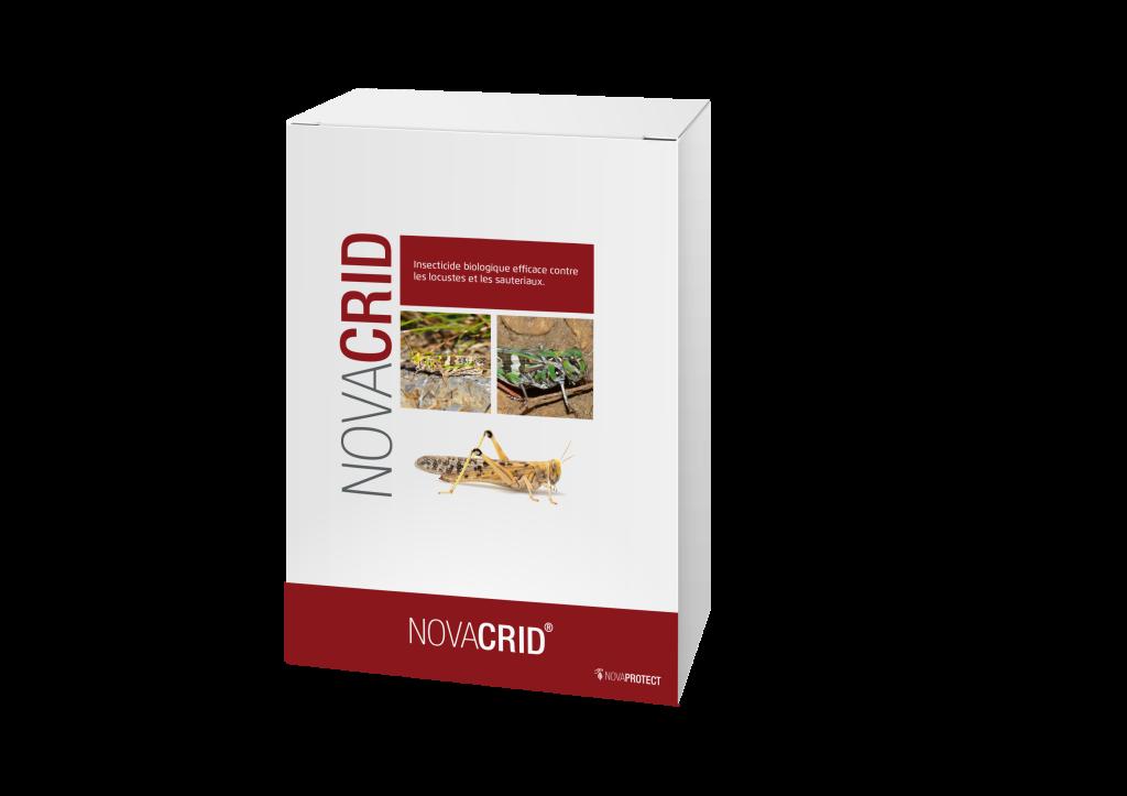 Packaging Novacrid FR