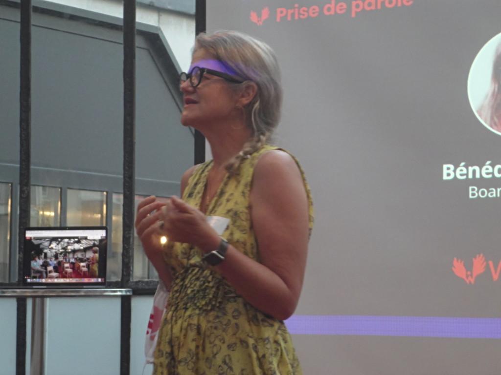 Bénédicte Tilloy - ex DRH SNCF