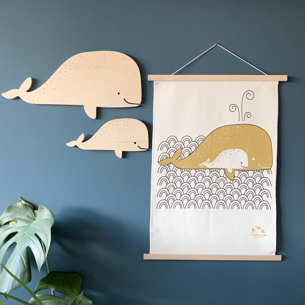 Déco-bois-Affiche-Baleines-Les-petites-hirondelles