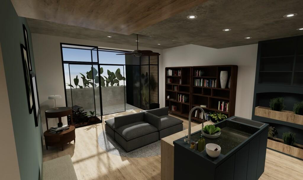 l'Appart Lab : un appartement réinventé
