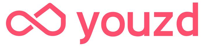 youzd - logo - rose