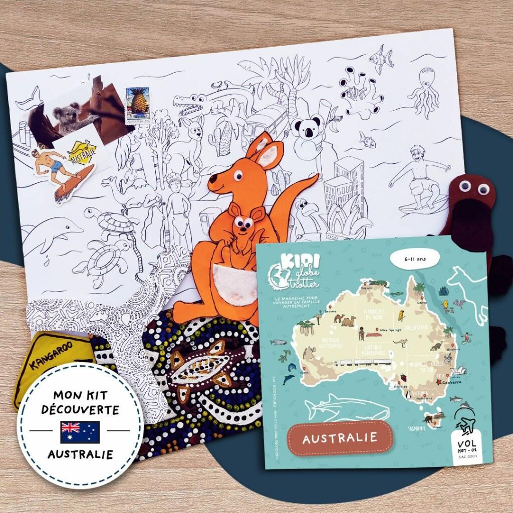 Kit Australie