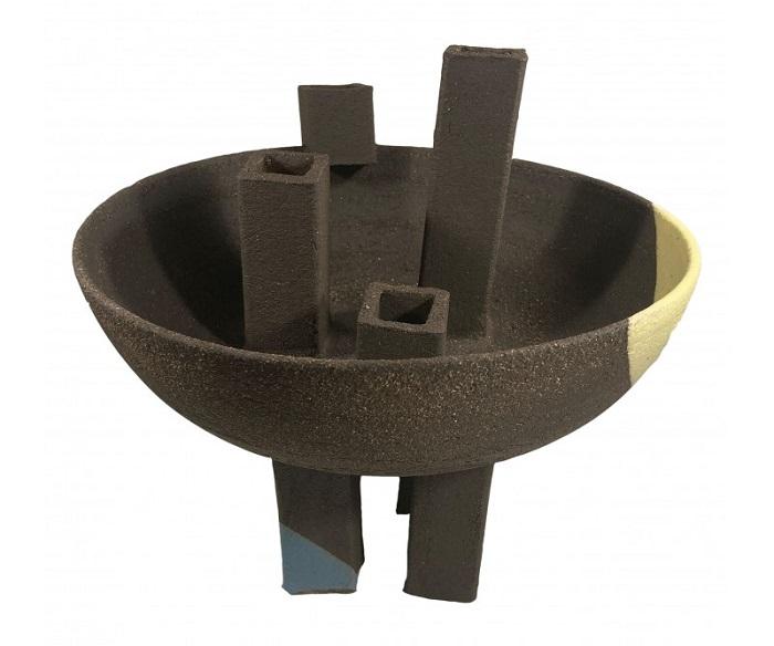 vase-coupe-noir-anticorps-piece-unique