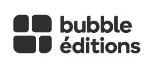 logo bubble editions