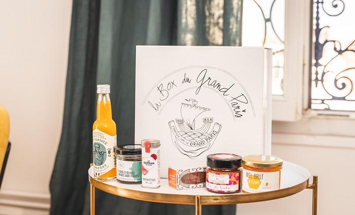 La Box du Grand Paris Gourmet
