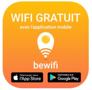 Bewifi App