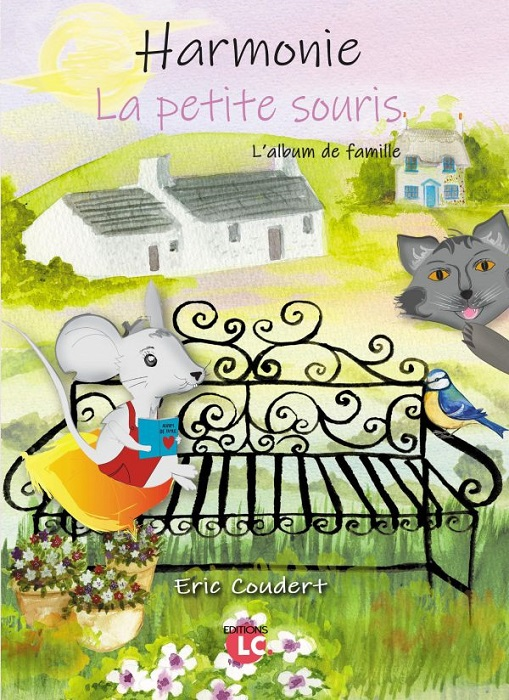 Harmonie-La-petite-souris-lalbum-de-famille