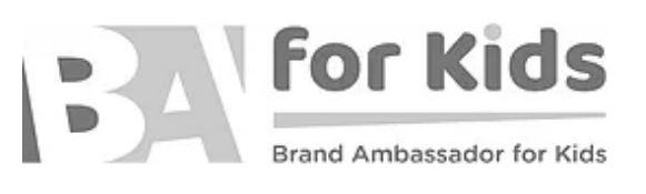 logo BA for Kids