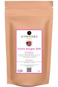 Infusion Fruits Rouge Zen