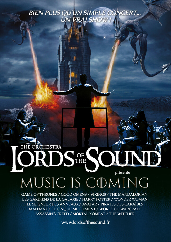 Affiche Lords of the Sound