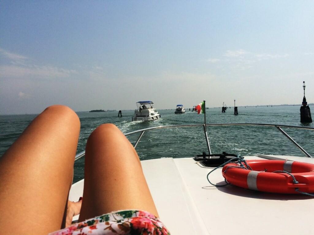 Le Boat | Lagune de Venise | Italie