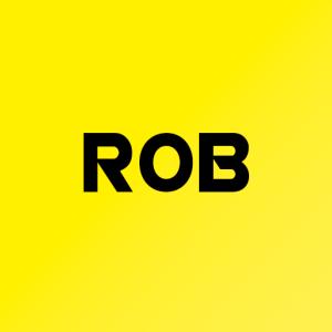 Logo ROB