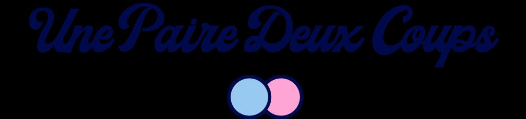 Logo Une paire deux coups