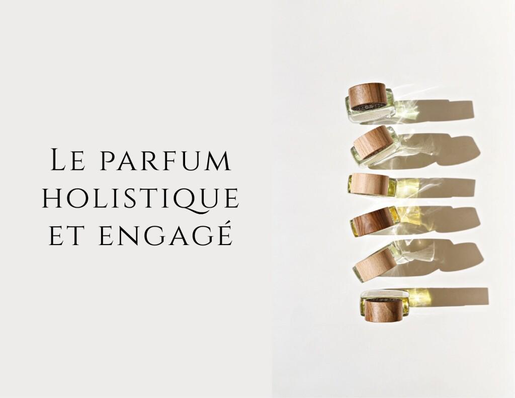 le parfum holistique et engagé TOLTECA