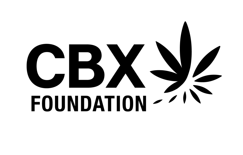 CBX Foundation logo black