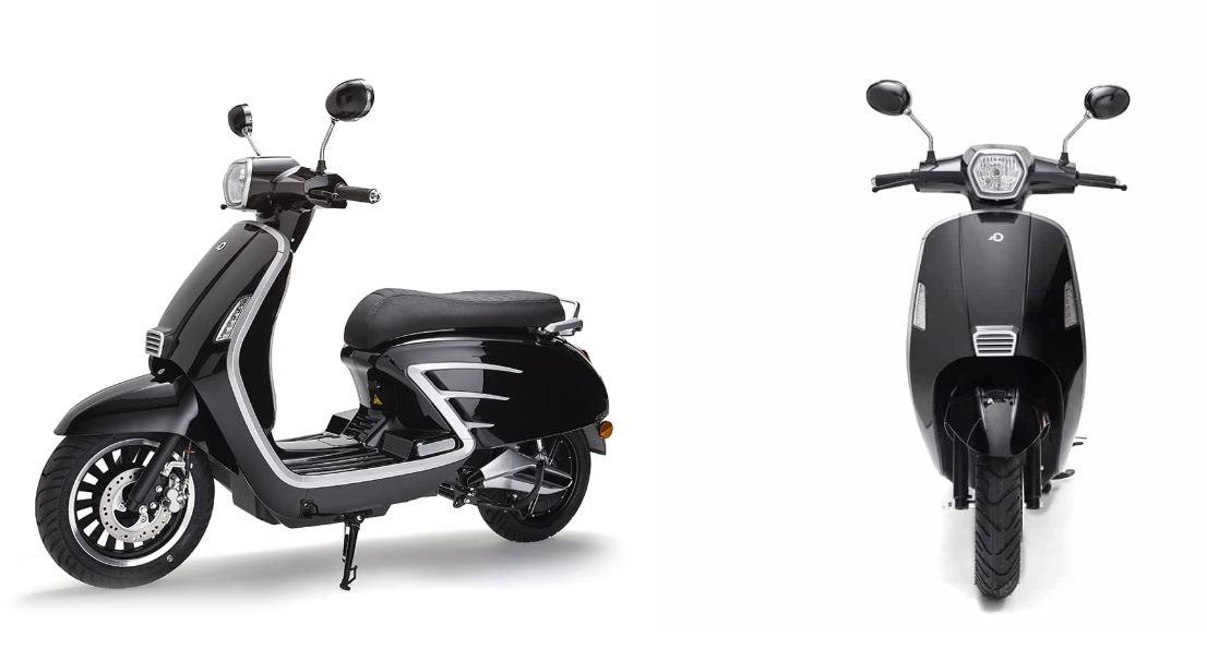 scooter électrique TilGreen