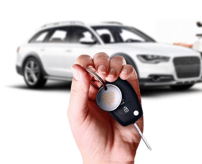 voiture et vente à réméré