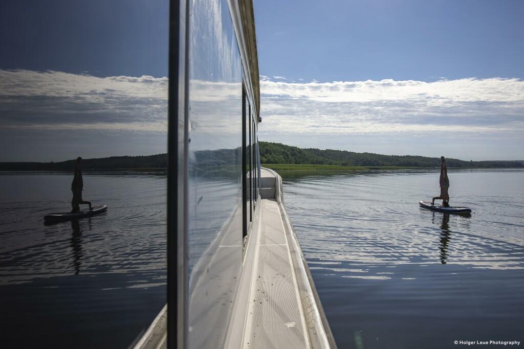 L'été indien en bateau avec Le Boat