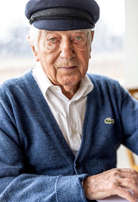 Portrait de Michel Adrien