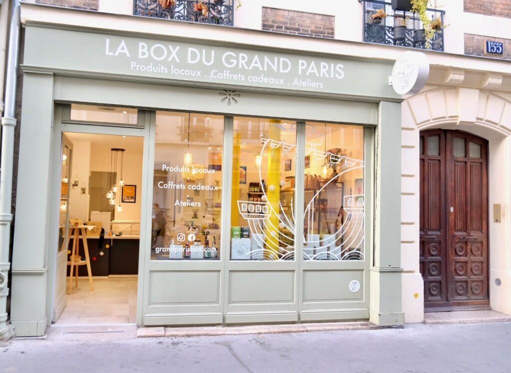 La Boutique de la Box du Grand Paris